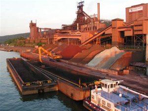 La sidérurgie liégeoise… une espèce en voie de disparition