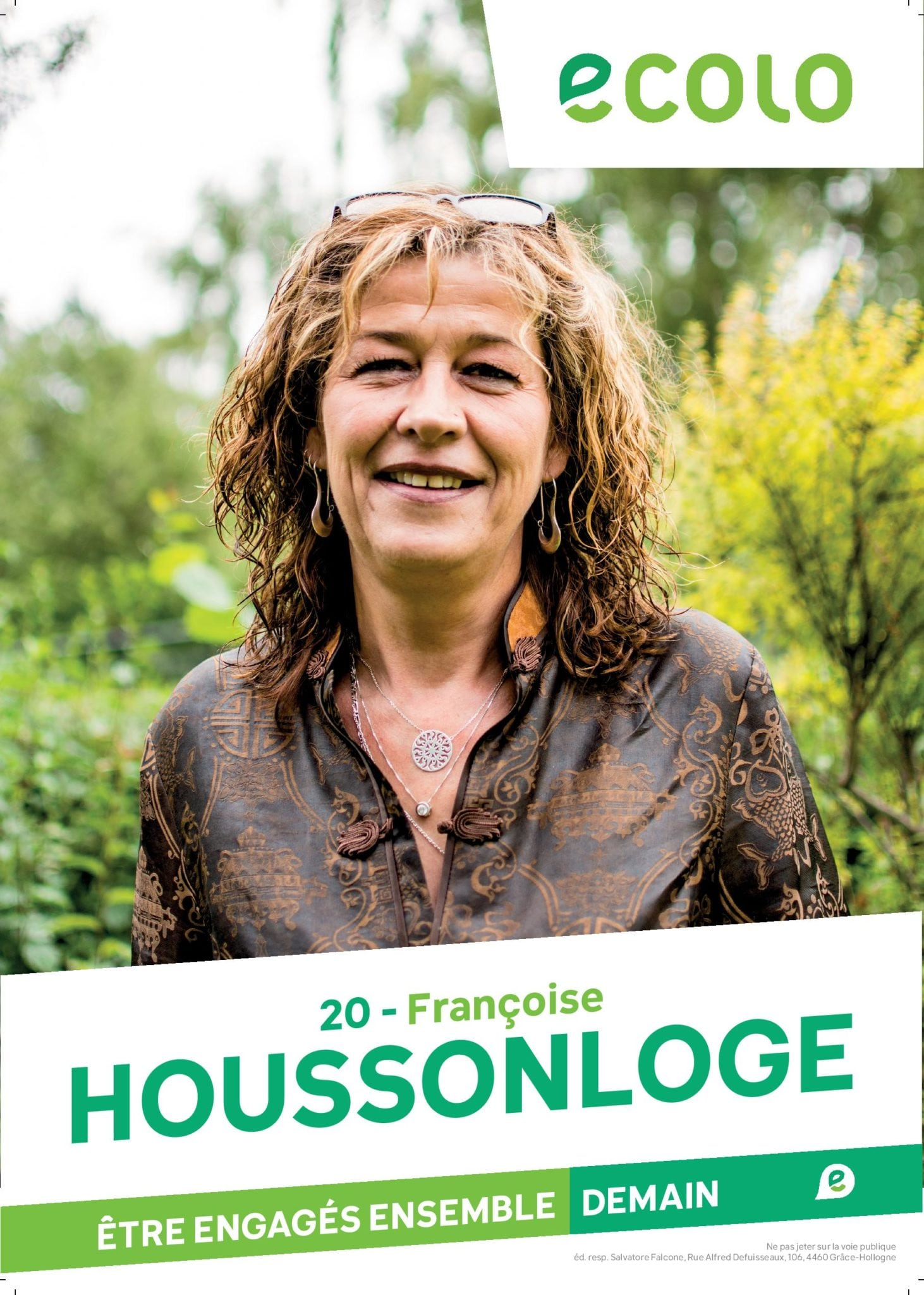 Françoise HOUSSONLOGE
